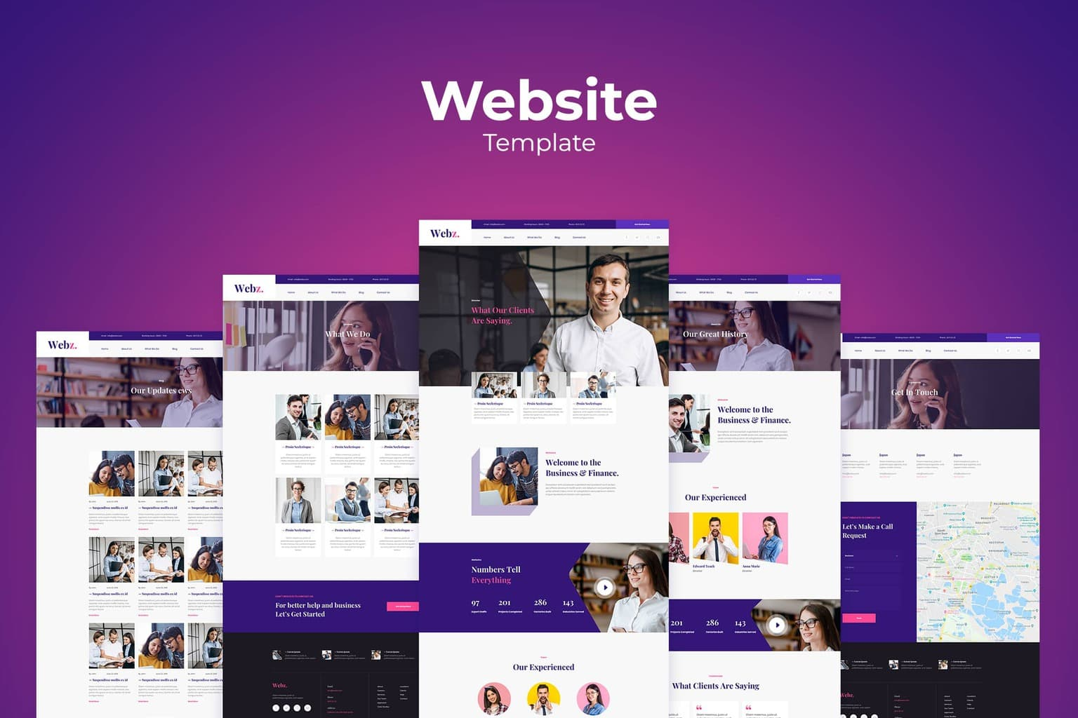 How to Personalize The Website Design Templates and The Advantages