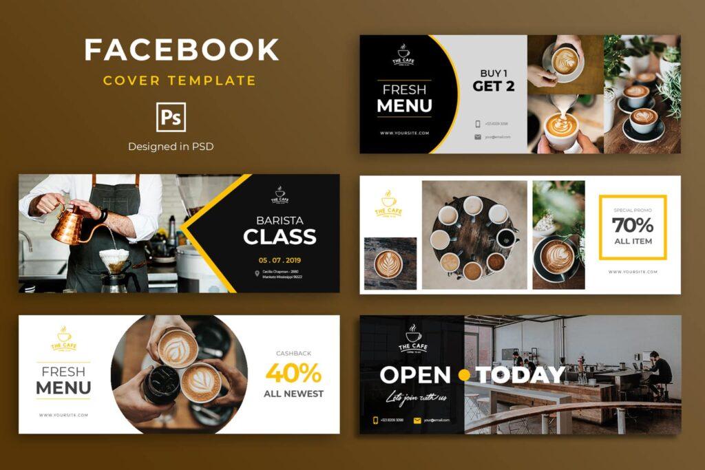 Facebook Cover – Barista Class