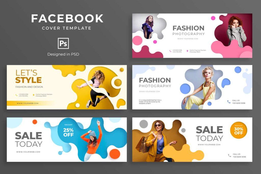 Facebook Cover – Fashion Photography