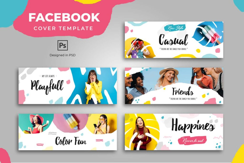 Facebook Cover – Casual Life