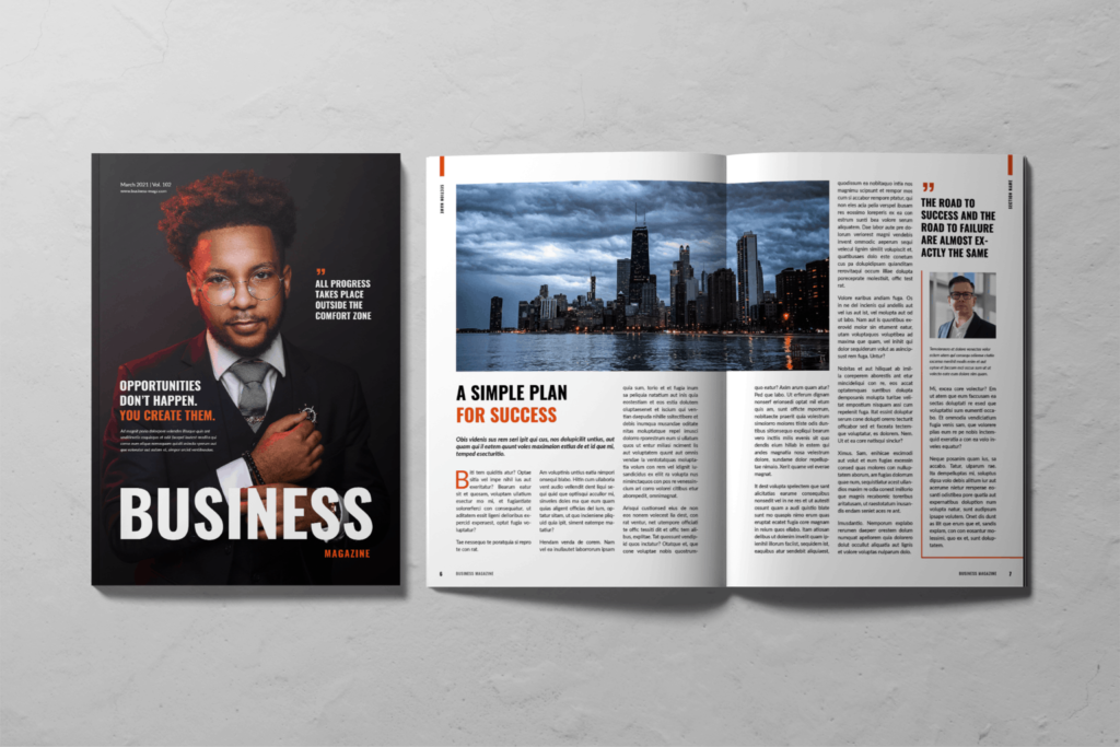 Business Magazine – Company News