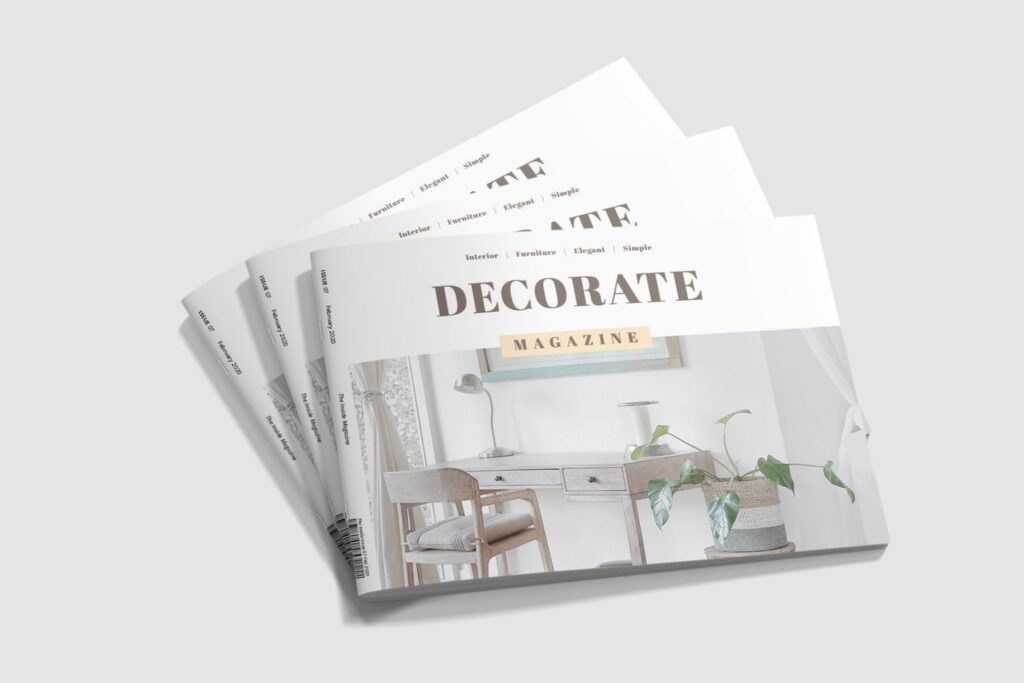 Landscape Magazine – Interior Decoration