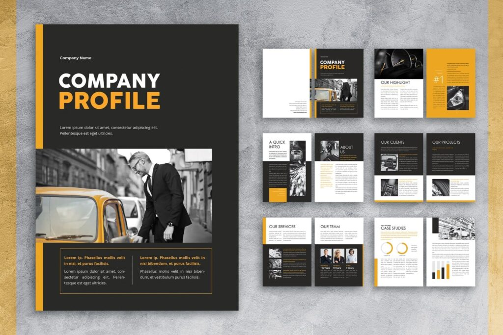 7 Tips to Create A Powerful Company Profile for Your Business