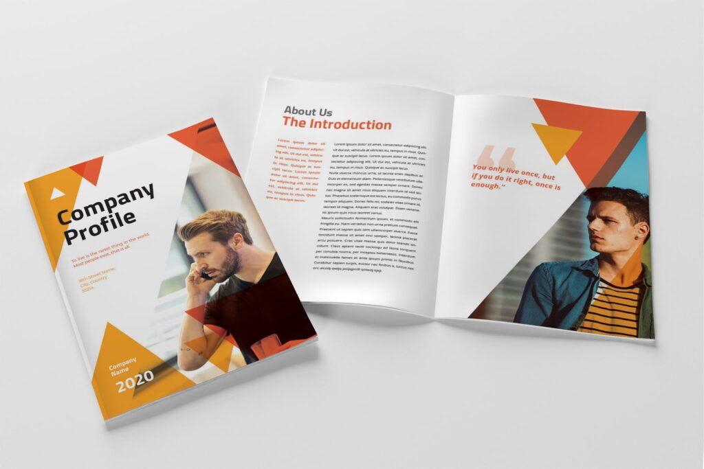 Company Profile – Corporate Information