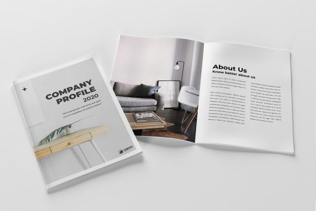 Company Profile – Annual Report