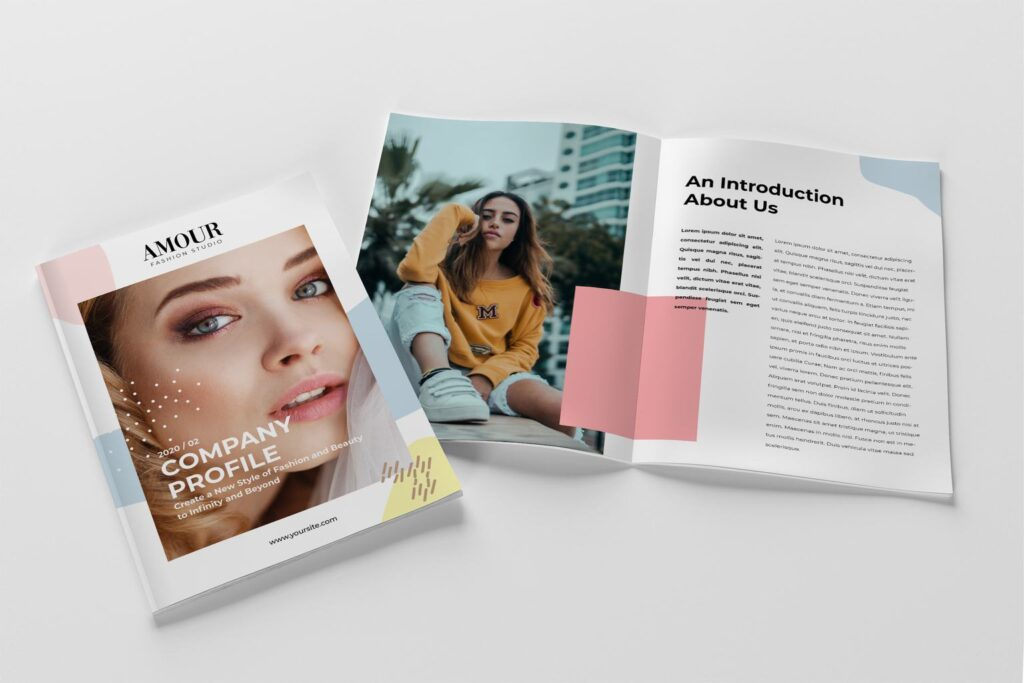 Company Profile – Fashion & Beauty Agency
