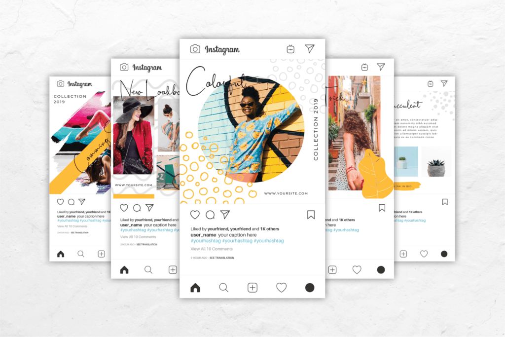Instagram Banner – Modern Fashion Theme