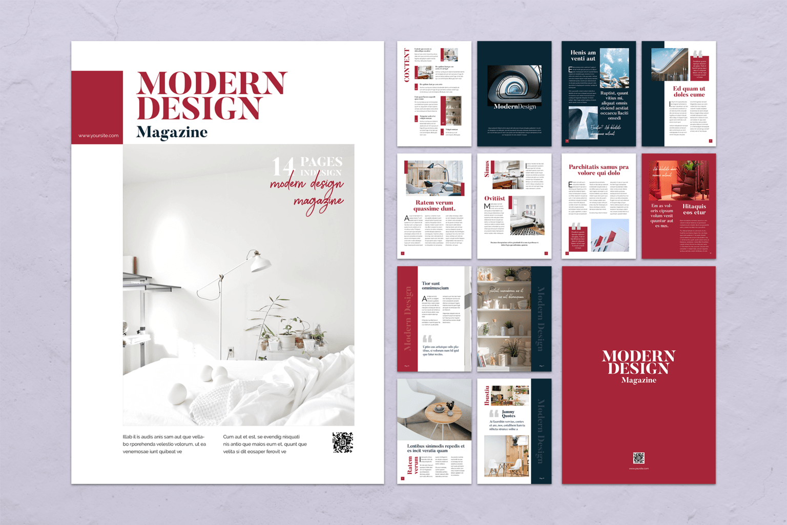 7 amazing tips to improve your magazine layout design 3