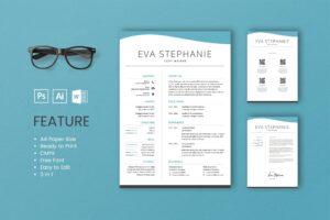 CV Resume - Copywriter Profile 2