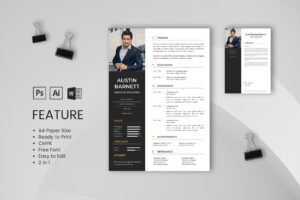 CV Resume - Creative Designer