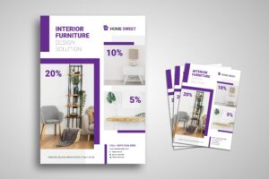 Flyer Template - Interior Furniture