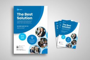 Flyer Template - Business Solution Service