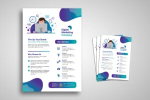 Flyer Template - Company Brand