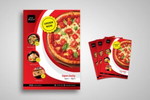 Flyer Template - Delicious Food
