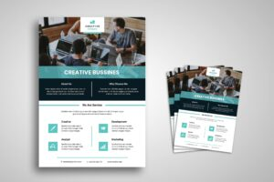 Flyer Template - Digital Marketing Service