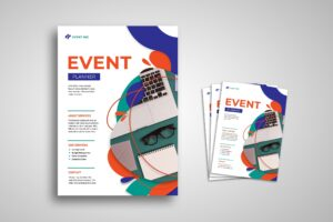 Flyer Template - Event Planner Services