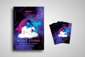 Flyer Template - Festival & Event