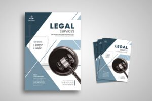 Flyer Template - Legal Professional Services