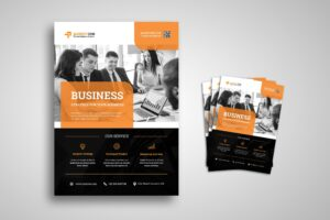 Flyer Template - Marketing & Sale Business