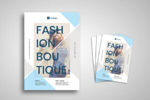 Flyer Template - Modern Fashion Boutique