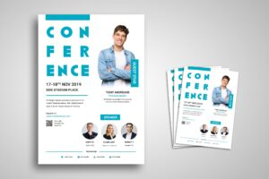 Flyer Template - Public Conference