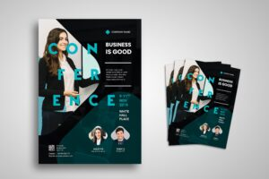 Flyer Template - Public Presentation