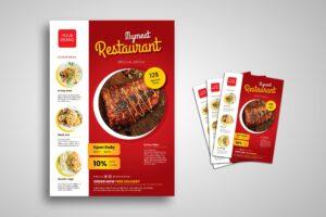 Flyer Template - Restaurant Food