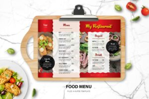 Food Menu - Favourite Resto
