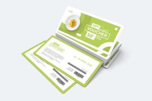 Gift Card Voucher - Spaghetti Discount