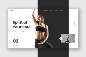 Hero Header - Soul Fitness Center