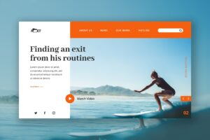 Hero Header - Sport Surf Service