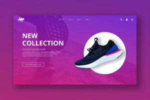 Hero Header – Boost Shoes