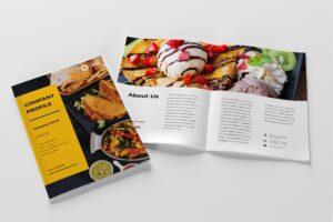 Company Profile - Special Restaurant