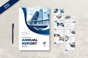Annual Report - Creative Agency Perfomance