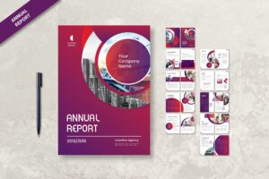 Annual Report - Achievement Company