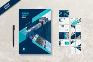 Annual Report - Business Companies