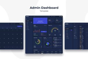 Admin Dashboard - E-Commerce Transaction