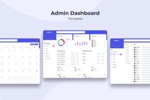 Admin Dashboard - Social Media Advertising