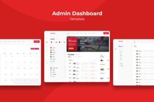 Admin Dashboard - Sport Statistics