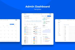 Admin Dashboard - Ticket Agent Perfomance
