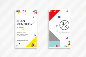 Business Card - Art Director Template