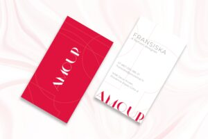 Business Card - Fashion Designer Identity