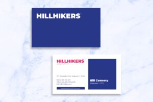 Business Card - Hillhikers Profile