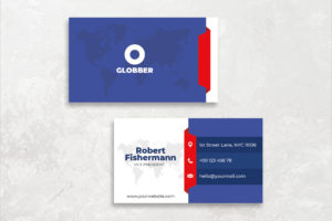 Business Card - Vice President identity
