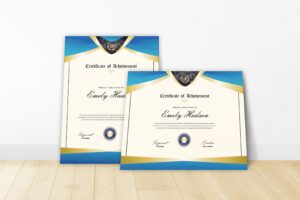 Certificate - Employee Awards