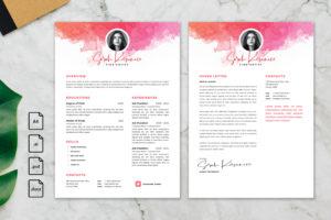 CV Resume - Fine Artist Profile