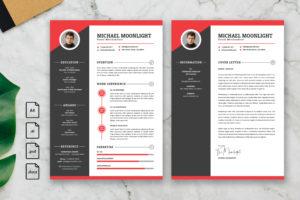 CV Resume - Visual Merchandizer Profile