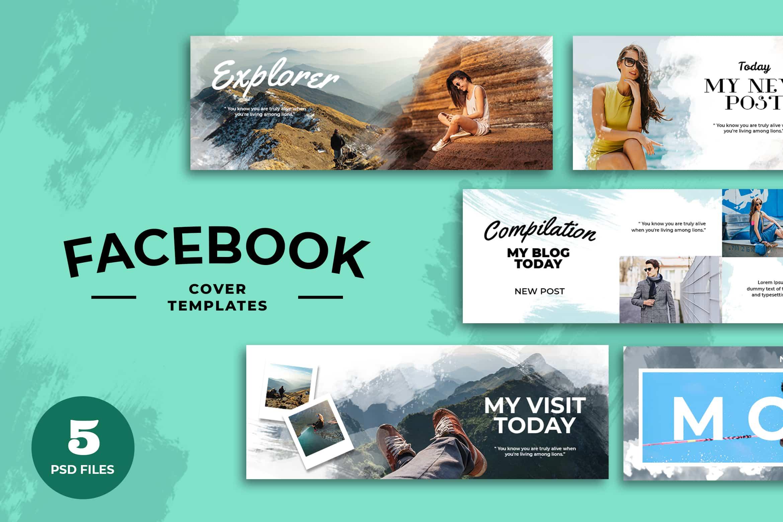 Facebook Cover - Blog Daily