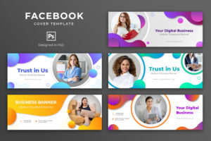 Facebook Cover - Digital Business
