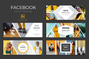 Facebook Cover - Fashion Brand Discount, is highly suitable for promoting your business, product, brand, community, event, or services. This template is fully editable and customizable in adobe photoshop.